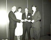 Image of Marshall Sinback and Glenn Combs, 1985