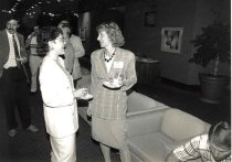 Image of Sherrie McNeeley and Barbara Combs, 1989