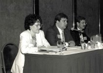 Image of AAPA8.050 - Sherrie McNeeley, R. Scott Chavez and Ed Gales, 1990