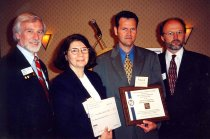 Image of AAPA8.064 - Stephen Crane, Joanna Mora, Patrick Killeen, Ron Nelson, 1998