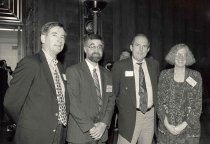 Image of AAPA8.076 - Ed Friedmann and Elizabeth Coyte, CCOW, 1993.