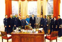 Image of PAA00011.6 - George McCullough and Ronald Reagan