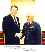Image of PAA00011.9 - Ronald Reagan and George McCullough