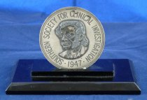 Image of Obverse of First Founder's medal