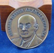 Image of Close-up of Flexner award obverse