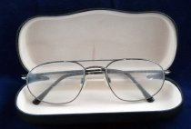 Image of Eyeglasses in case