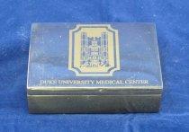 Image of PAM00037 - Duke University Medical Center trinket box