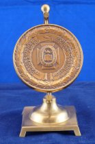 Image of Reverse of American College of Physicians medal