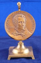 Image of Obverse of American College of Physicians medal