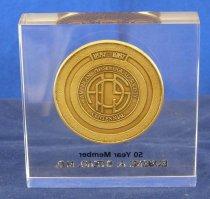 Image of Membership medal reverse
