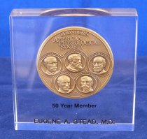 Image of PAM00042 - American Physiological Society medal
