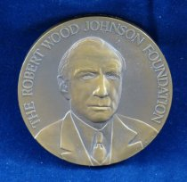 Image of PAM00044 - Johnson Foundation medal