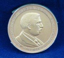 Image of Kober medal obverse