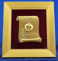 Image of PAM00049 - Gold Heart award