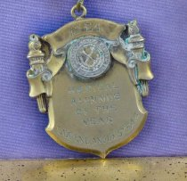 Image of Close-up of medal