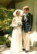Image of 1977 wedding