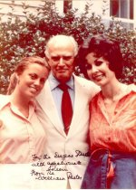 Image of PAM00087 - Dr. Peete,  his wife Mary Francis, and their daughter