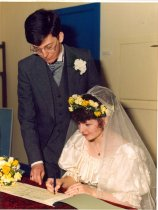 Image of PAM00100.1 - Wedding of Patrick and Penelope LaVarre