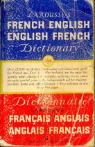 Image of Larousse's French-English, English-French Dictionary