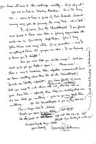 Image of Rackemann Letter page 2