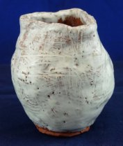 Image of White vase