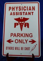 Image of PA sign
