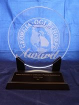 Image of PAR00273 - Georgia Oglethorpe Award