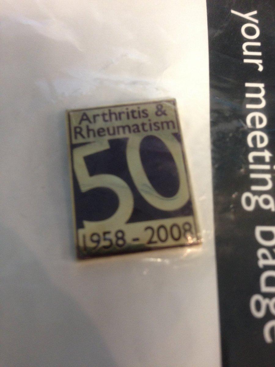 MUC00017 - American College of Rheumatology Pin