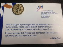 Image of MUC00018 - AAPA Staff Pin