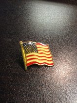 Image of MUC00023 - American Flag Pin