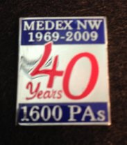 Image of Medex Pin