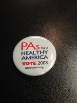 Image of MUC00035 - PAs for a Healthy America Vote 2008
