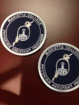 Image of MUC00041 - Marietta College PA Program Patches