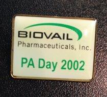 Image of Biovail Pin
