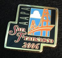 Image of San Francisco Pin