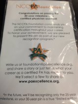 Image of PA Foundation Pin