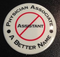 Image of Physician Associate Pin