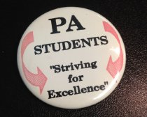 Image of PA Students Pin