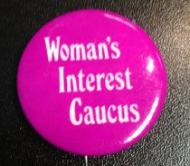 Image of Womens Interest Pin