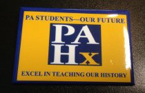 Image of MUC00101 - PAHx Students- Our Future Excel in Teaching Our History