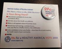 Image of PAs Vote Button
