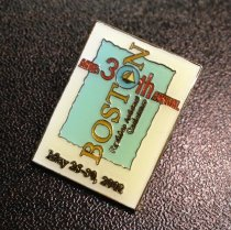 Image of Boston Pin