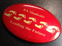 Image of PA Students Button