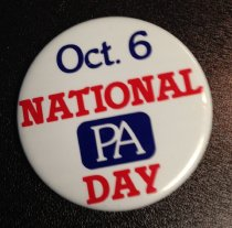 Image of MUC00129 - October 6 National PA Day