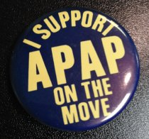 Image of MUC00131 - I support APAP On the Move