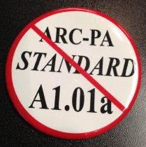 Image of ARC PA Button