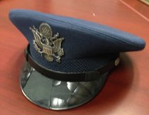 Image of MUC00150 - George McCullough Military Hat