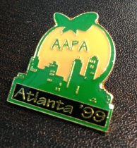 Image of Atlanta Pin