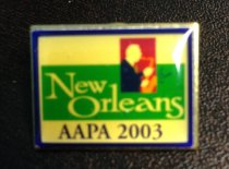 Image of New Orleans Pins