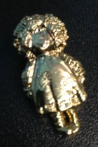 Image of MUC00195 - Raggy Ann Doll Pin